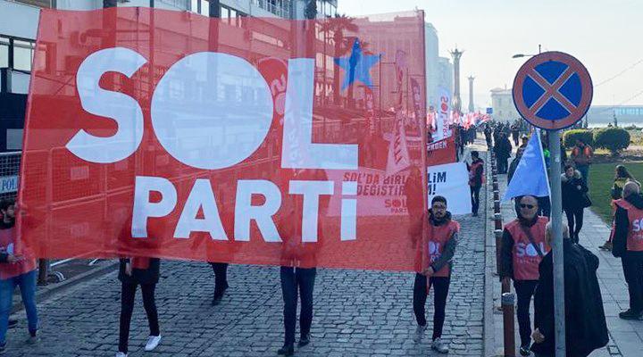 Bursa'da Savcılık SOL Parti broşürlerine el koyma kararı aldı
