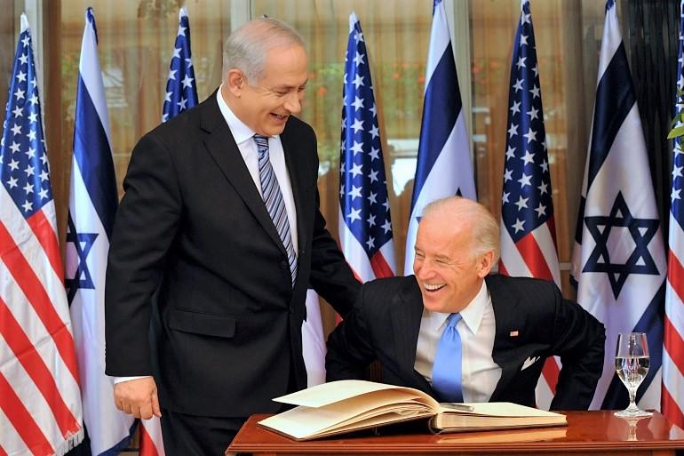 Biden Hep Siyonizmin En Büyük Destekçisiydi – Çeviri