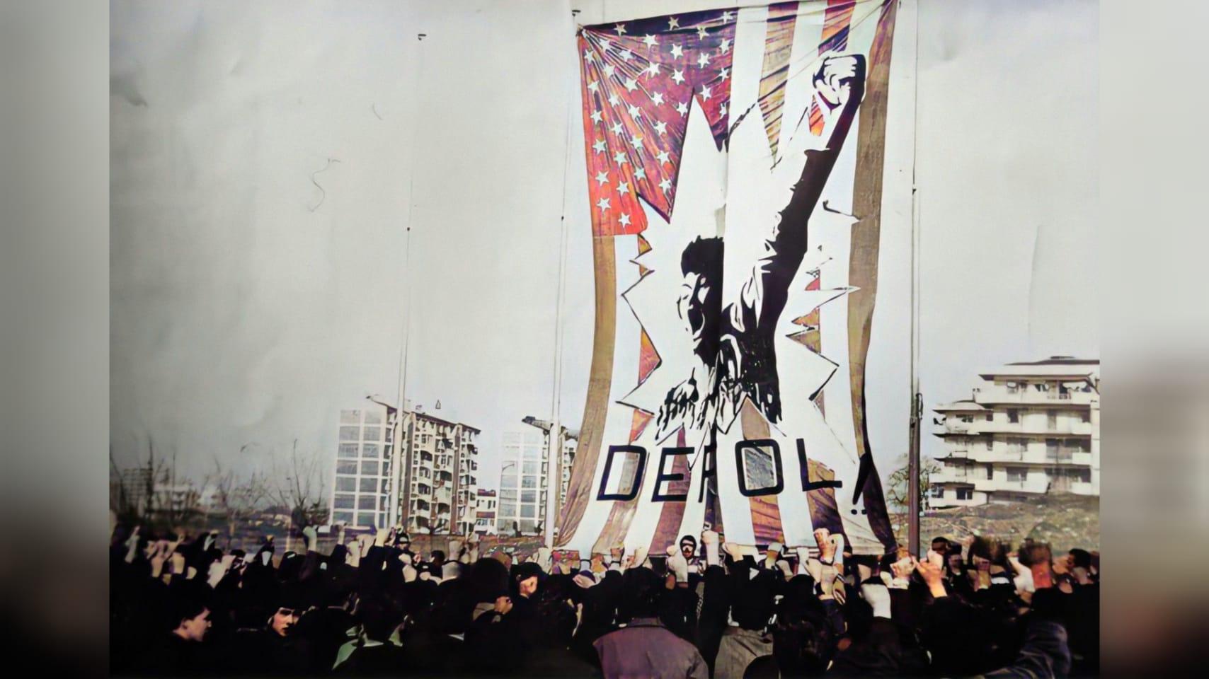 SOL Parti'den Açıklama: Saray Cephesi Bildiğimiz Gibi 'Hamdolsun' Amerikancılığa Devam! -Analiz