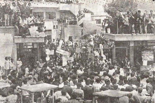 1968 Derby İşgali İşçi Sınıfına Yol Göstermeye Devam Ediyor