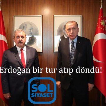 Erdoğan Bir Tur Atıp Döndü! – Günce