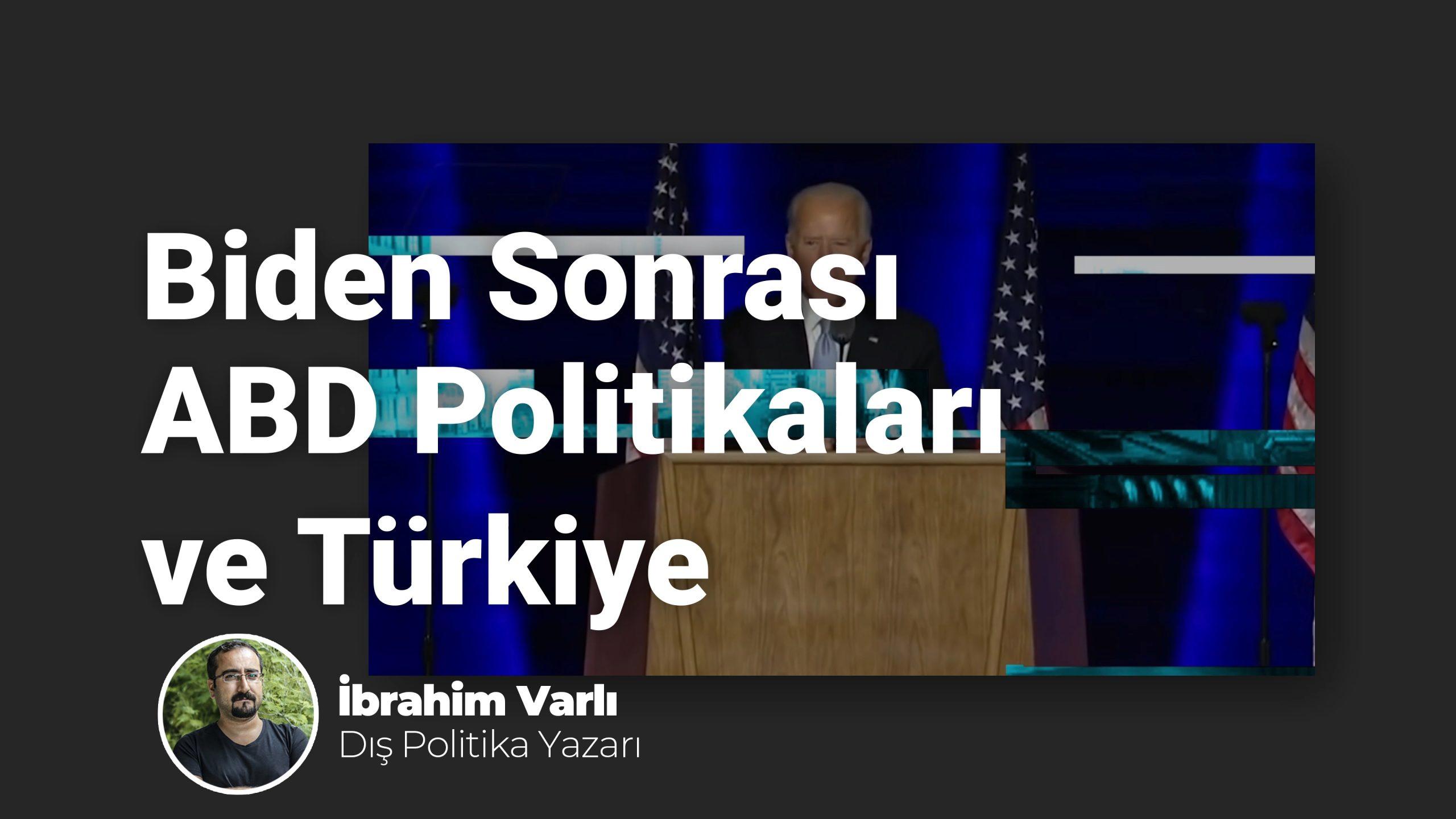 Biden Sonrası ABD Politikaları ve Türkiye – SOL TV