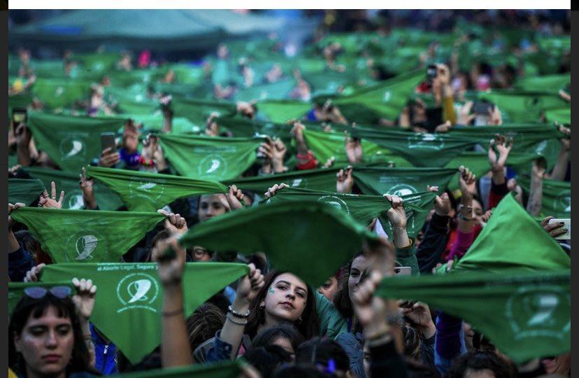 Arjantin: Kadınların Zaferine Giden Yol