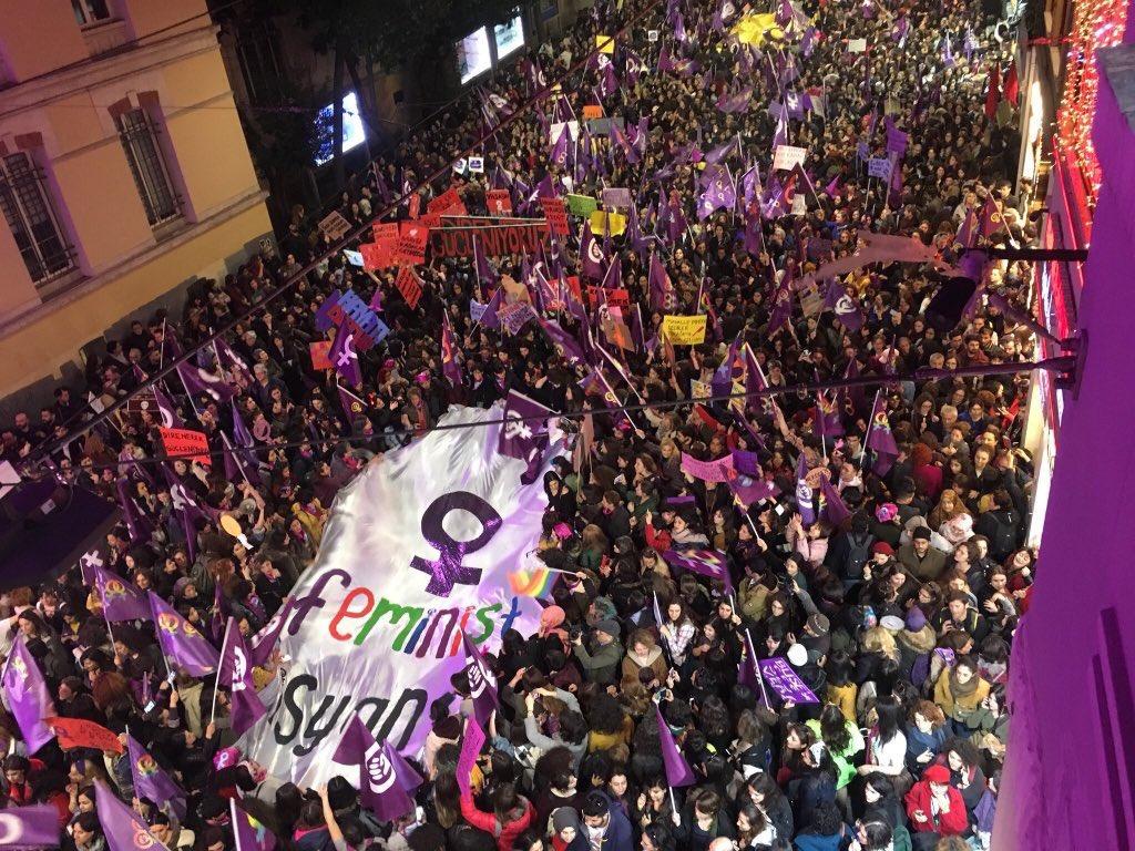 Yeni Feminist Dalga ve SOL