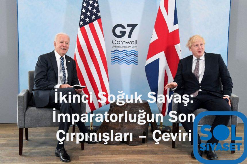 İkinci Soğuk Savaş: İmparatorluğun Son Çırpınışları – Çeviri